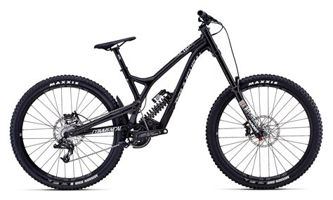 commencal dh supreme commencal 2018 supreme dh v4 2 essential 650b black 2018