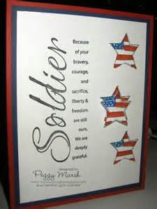 thank you soldier by pmarsh5 cards and paper crafts at splitcoaststers