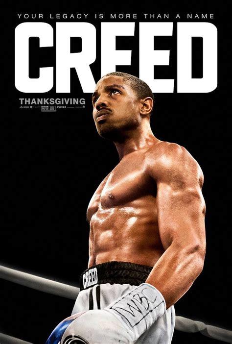 Creed 2015 Film Creed Poster Michael B Jordan Blackfilm Com Read Blackfilm Com Read