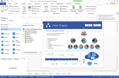 microsoft visio 2013 new file formats for visio 2013 visio