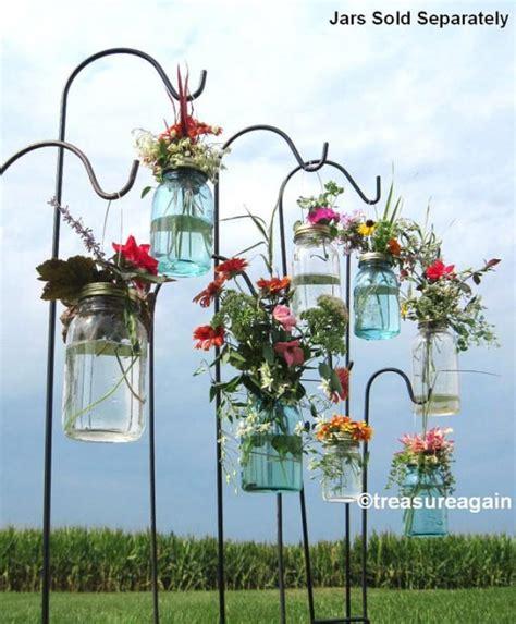 Hanging Flower Vases Wedding by Wedding Aisle Jar Diy Hanging Flower Vases Or