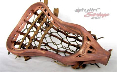 Handmade Wooden Lacrosse Sticks - wood or plastic lacrosse dye lacrosse dye