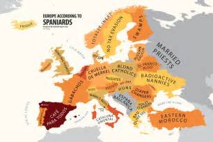 Spain Map Europe by Lessons With Maps 2 Europe According To 171 Designer Lessons