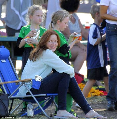 Marcia Cross Fights To Keep Photos From Being Published by Marcia Cross Is A Radiant At