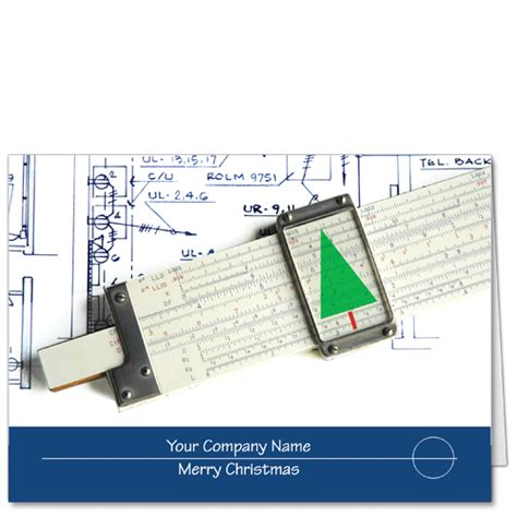 engineering christmas cards   company  cardphile