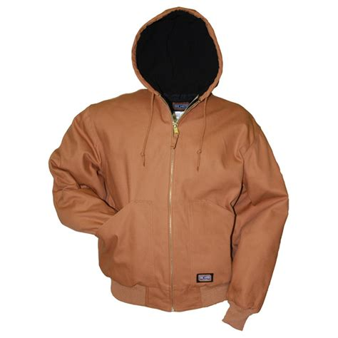 large jacket s big smith by walls 174 insulated duck hooded jacket 161125 insulated jackets