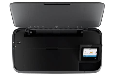 Printer Hp Officejet 250 Mobile All In One hp luncurkan printer scanner mungil officejet 250 mobile