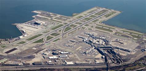 san francisco sfo international airport california