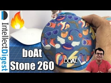 boat portable speakers review boat stone 260 portable bluetooth speakers review