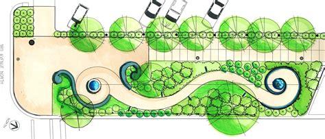 Garden: interesting beautiful garden plan Garden Design