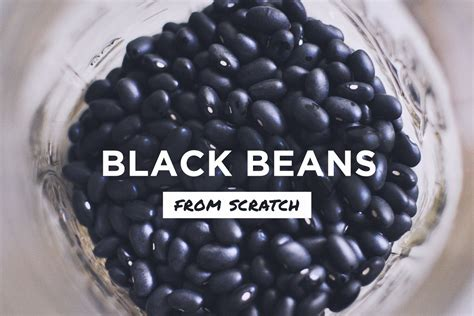 how to cook black beans wake the wolves