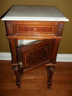 Antique Marble Top Nightstand by Duxtop Portable Ceramic Infrared Cooktop Marble Top