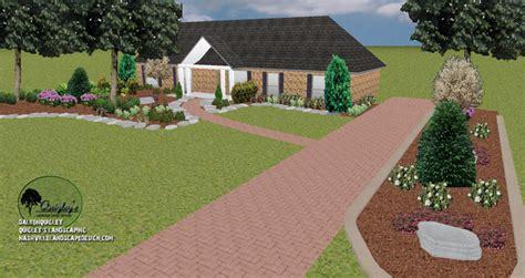 landscaping nashville tn franklin tn front yard landscape design nashville landscape design services quigley s