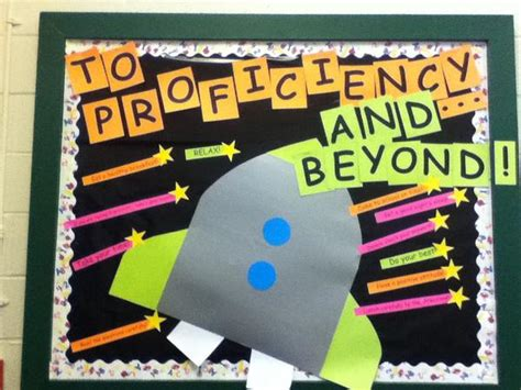 proficiency  space themed   school