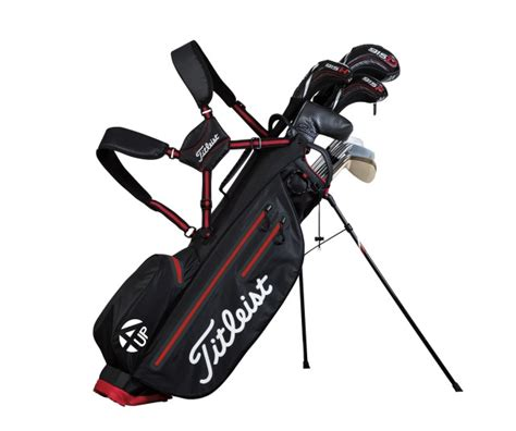 Premium Class Bola Golf Titleist titleist releases brand new 4up stand bag