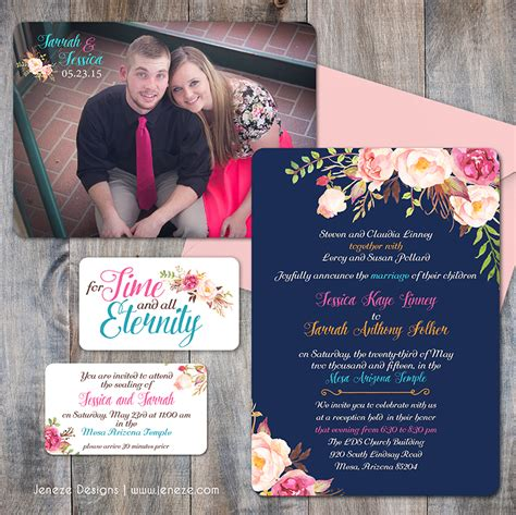 Wedding Reception Announcement by Lds Wedding Invitations Gangcraft Net