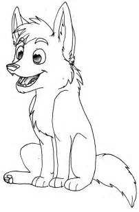 free printable wolf coloring pages kids