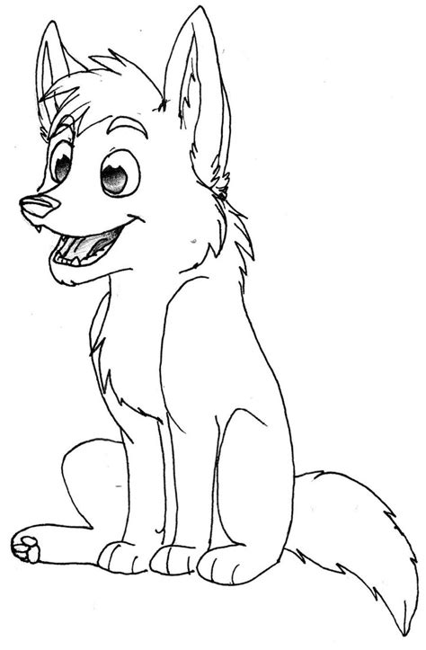 baby werewolf coloring page free printable wolf coloring pages for kids