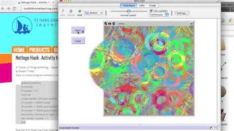 tutorial for logo programming netlogo hack tutorial logo programming for kids youtube