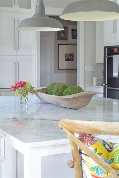 carrara marble kitchen island 3 simple tips for styling your kitchen island zdesign at