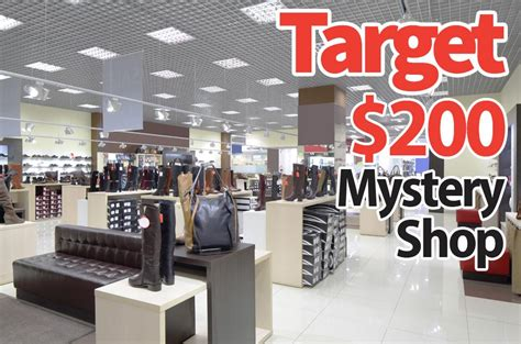 Target Usa Gift Card - get 200 target gift card as a mystery shopper