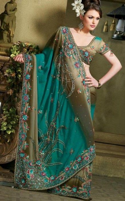 Blue Flower Blouse Point One 106 best images about and sarees on