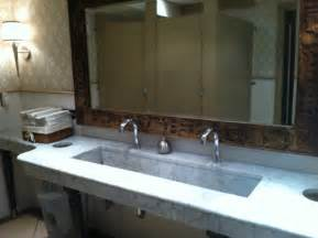 wide bathroom sink wide undermount bathroom sink for large areas
