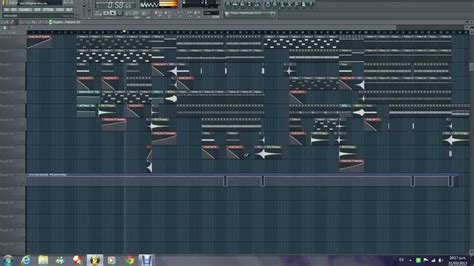 house music fl studio my first song using fl studio 10 09 producer edition youtube