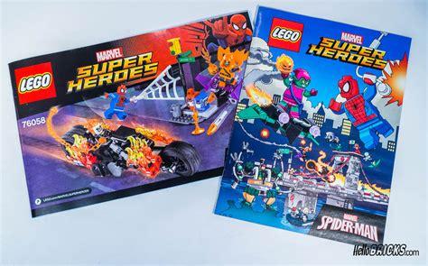 Lego 76058 Ghost Riders lego 76058 marvel ghost rider team up flickr