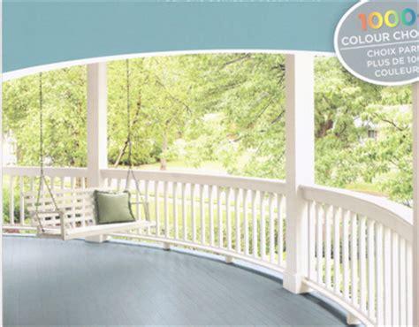 design production porch paint color card brochure on behance