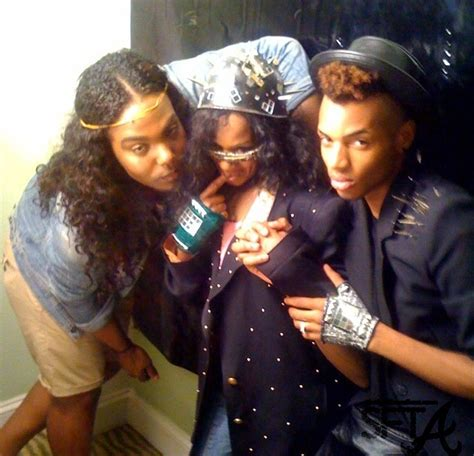 frankie keyshia cole mother quotes behind the scenes of frankie s stevie boi photo shoot video