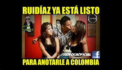 Peru Vs Colombia Memes - per 250 vs colombia los memes previos al partido de la copa