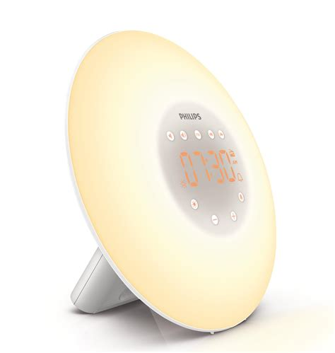 philips wake up light plus amazon com philips wake up light alarm clock with sunrise