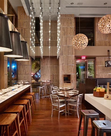 Second Bar And Kitchen by Cuisine And Condos Dining At High Rise Luxury