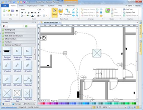 home design software electrical electrical plan electrical plan solutions