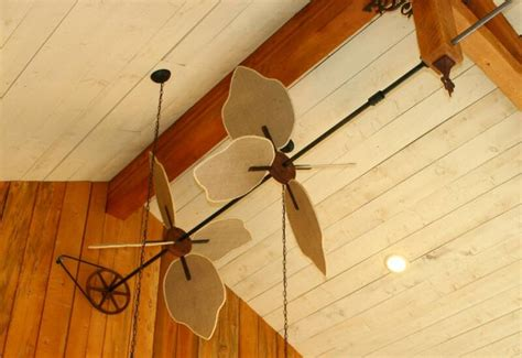 Paddle Ceiling Fans by Horizontal Ceiling Fans With Paddles Bring Back A