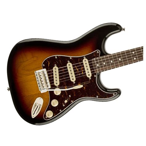 Strat Tone by Squier By Fender Classic Vibe Strat 60s 3 Tone Sunburst