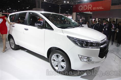 Bodykit All New Innova 2016 Crysta Thailand Style 2016 toyota innova ruled out for south africa