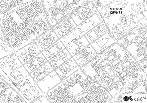 city map coloring page ordnance survey blog maps join adult colouring in city map