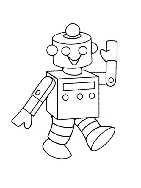 baby robot coloring page boy and bird coloring pictures