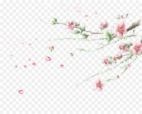 flower cherry blossom wallpaper plum corner