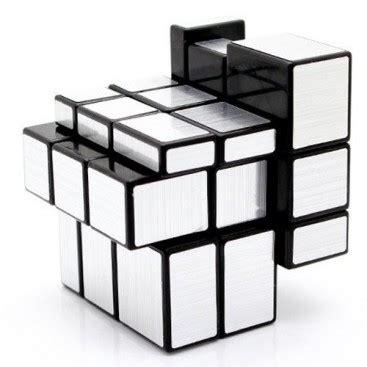 Rubik 3x3x3 Yuxin Magic Blackbase mirror silver 3x3x3 magic cube black base maskecubos