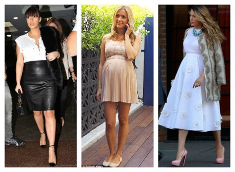 what to wear with high waisted skirt dress