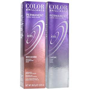 ion hair color reviews ion color brilliance permanent creme 6rc moccachino