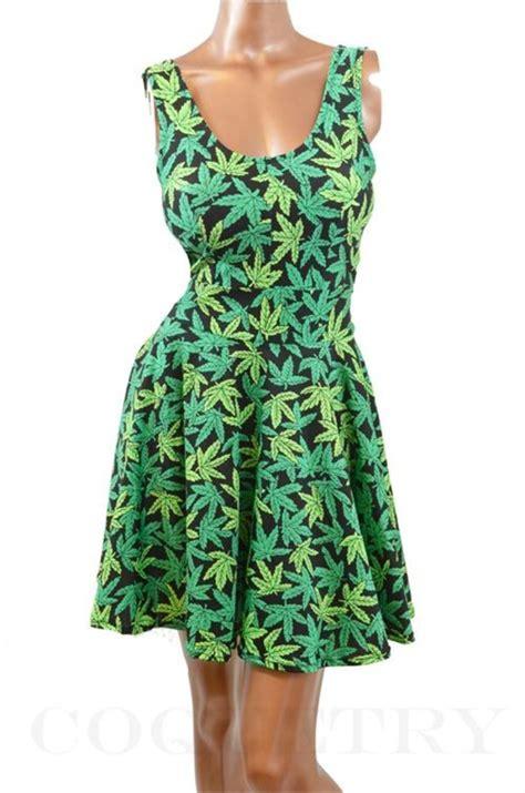 On The Hunt For An L Dress by Pot Marijuana Print Sleeve Bodycon Dress On The Hunt