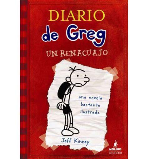 diario de greg 11 1632456478 diario de greg un renacuajo jeff kinney 9781933032528