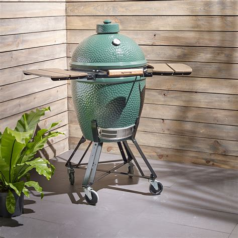 meet the red devil bbq a new cut price rival to the big green egg