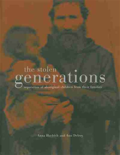 the stolen books the stolen generation newsouth books
