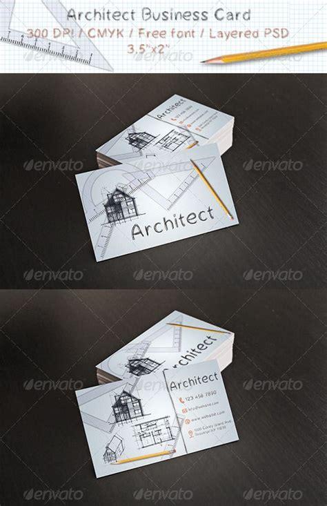 Architect Visiting Card Design