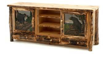 Rustic log cabin furniture rustic other metro by woodland creek
